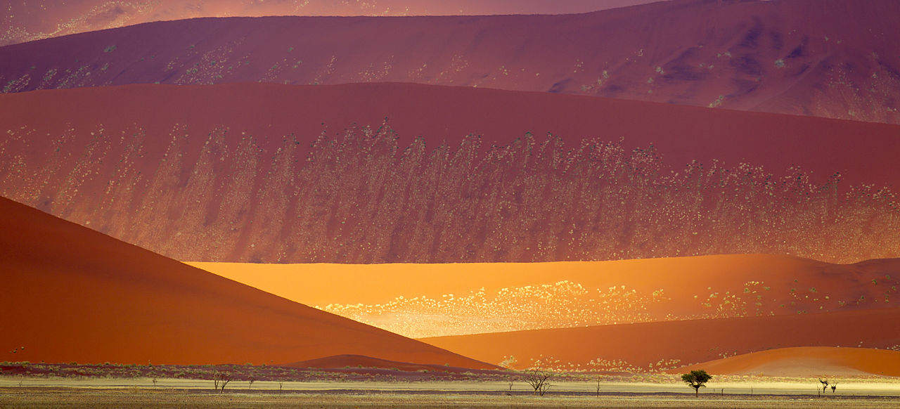How deep is the Sahara? and 6 more interesting facts about sand