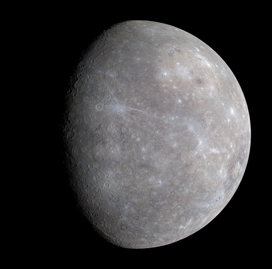 Mercury - Photo by NASA