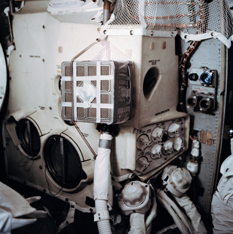 Apollo 13 & the consequences of Carbon Dioxide: Lessons on